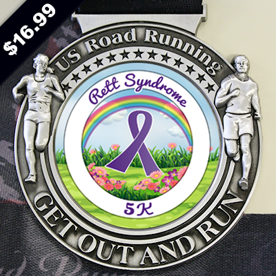 rett syndrome awareness 5k 5m 10k 10m 13 1
