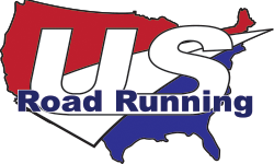 US Road Running Icon